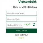 hướng đẫn cài momo liên kết với VCB
