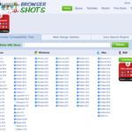 IdolTV kiểm tra chéo website trên các trình duyệt 3