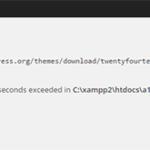IDOLTV Một số lỗi thường gặp Wordpress 23