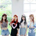 Nine Muses Thành viên hồ sơ 2018